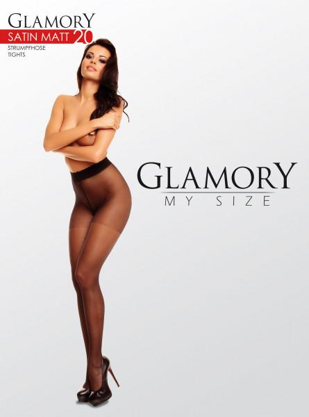 Glamory Satin 20 Feinstrumpfhose