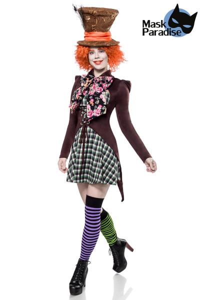 Hutmacher Girl Kostümset