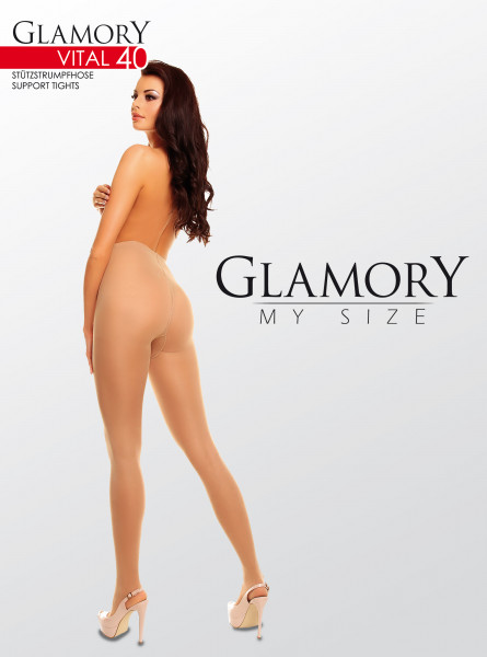 Glamory Vital 40 Stützstrumpfhose