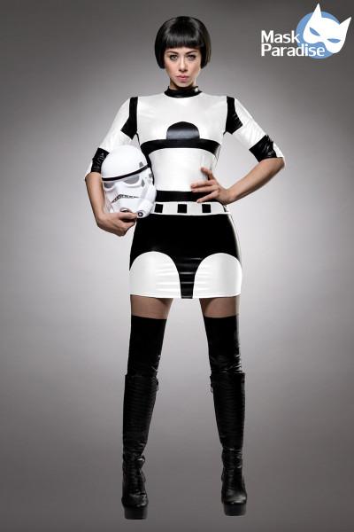Science Fiction Kostüm: Star Fighter