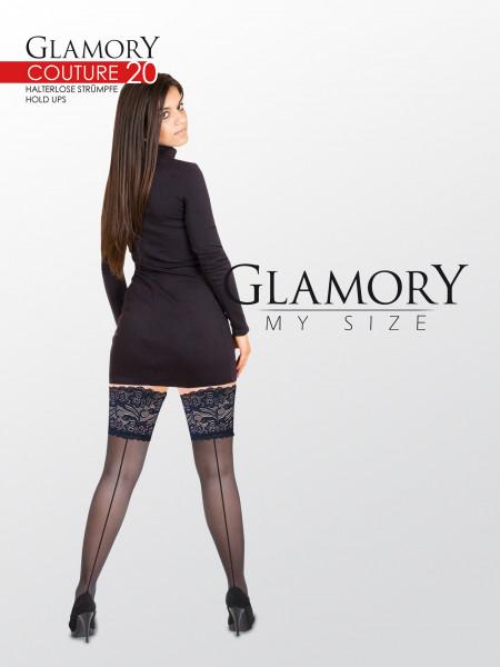 Glamory Couture 20 halterlose Strümpfe