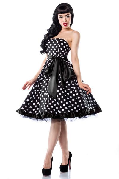 Wunderschönes Rockabilly-Kleid