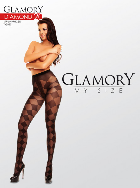 Glamory Diamond 20 Feinstrumpfhose
